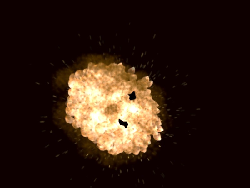 Blender Explosion TechniqueRpg Explosion