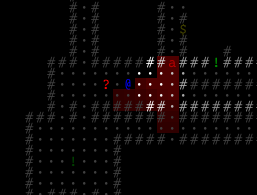 A directional roguelike